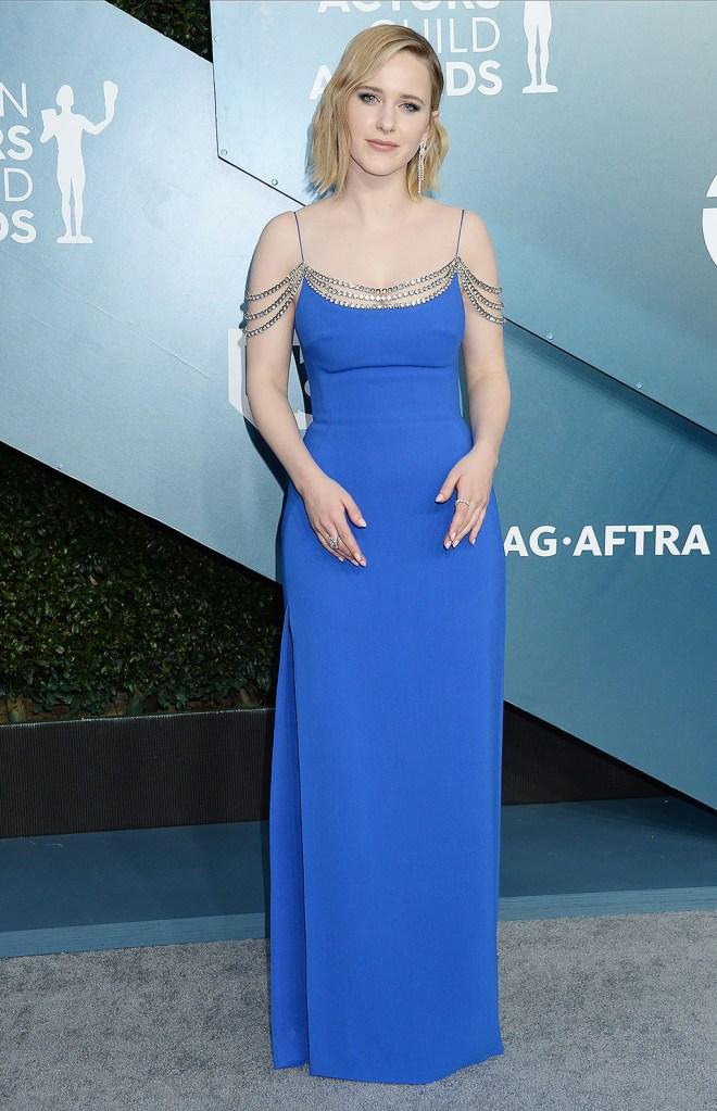 Rachel Brosnahan26th Annual Screen Actors Guild Awards, Arrivals, Shrine Auditorium, Los Angeles, USA - 19 Jan 2020