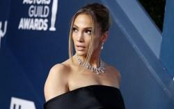 Jennifer Lopez, SAG Awards, Annual Screen
