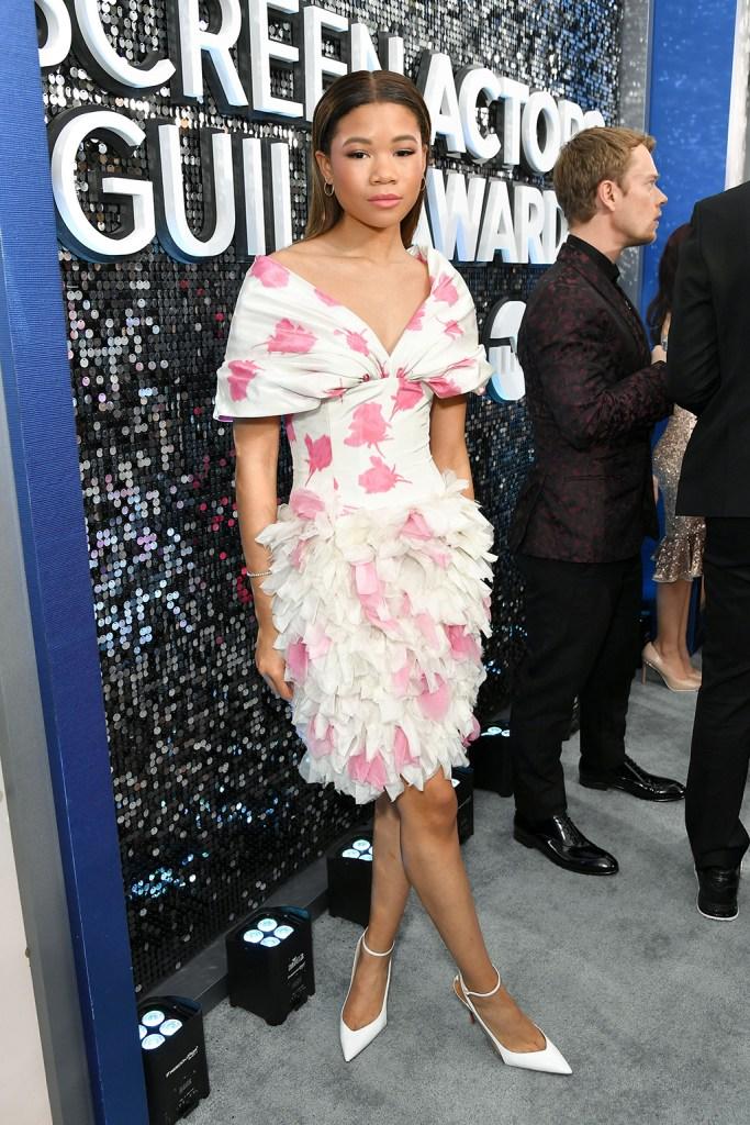 Storm Reid26th Annual Screen Actors Guild Awards, Arrivals, Shrine Auditorium, Los Angeles, USA - 19 Jan 2020