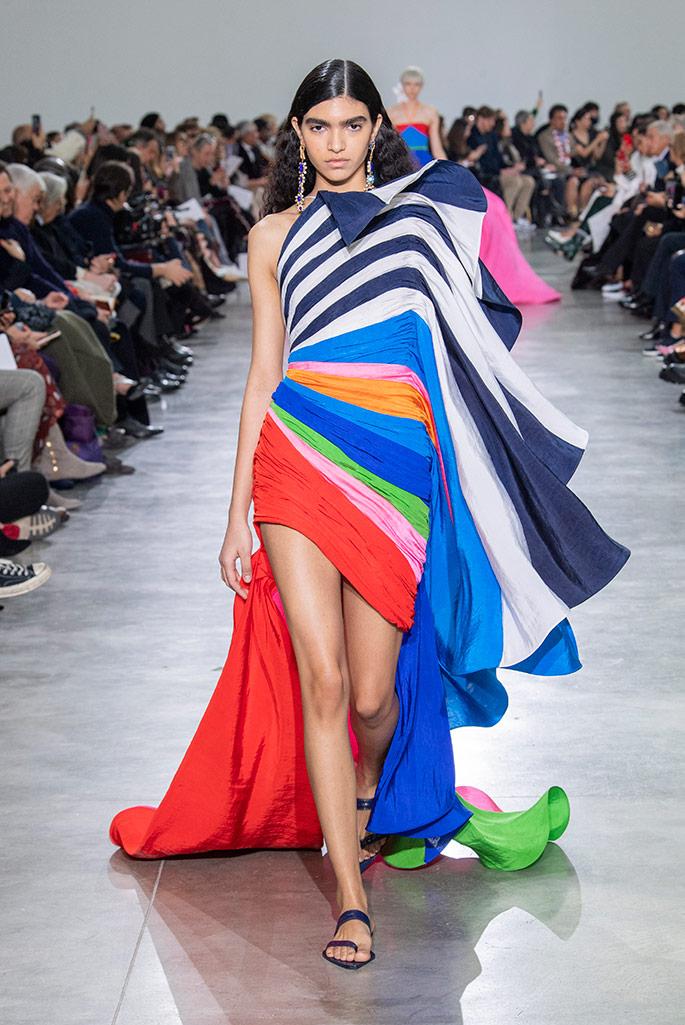 Schiaparelli, spring 2020, couture, runway, paris couture week