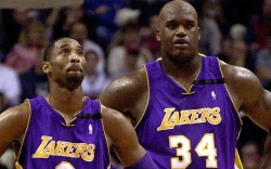 Kobe Bryant, Shaquille O'Neal, 2003, los