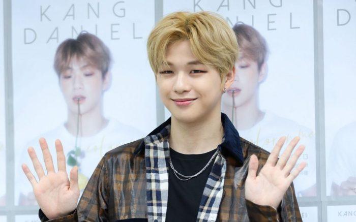 Kang DanielKang Daniel of Wanna-One fan meeting, Taipei, China - 13 Sep 2019