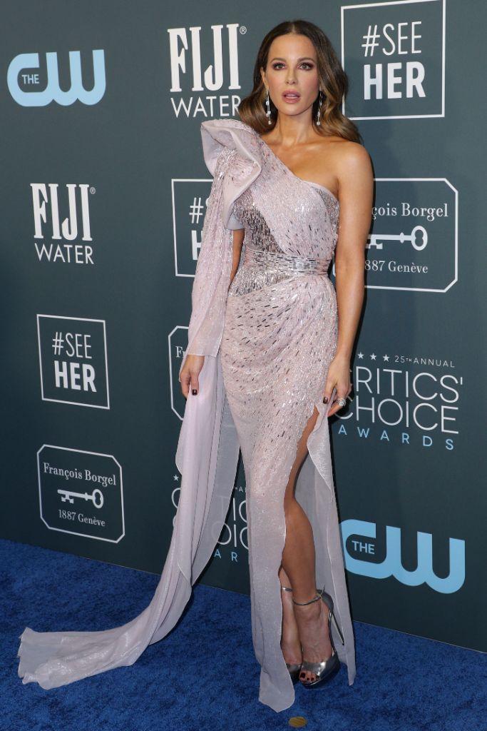 Kate Beckinsale, Critcs' Choice Awards, Jimmy Choo, Red Carpet