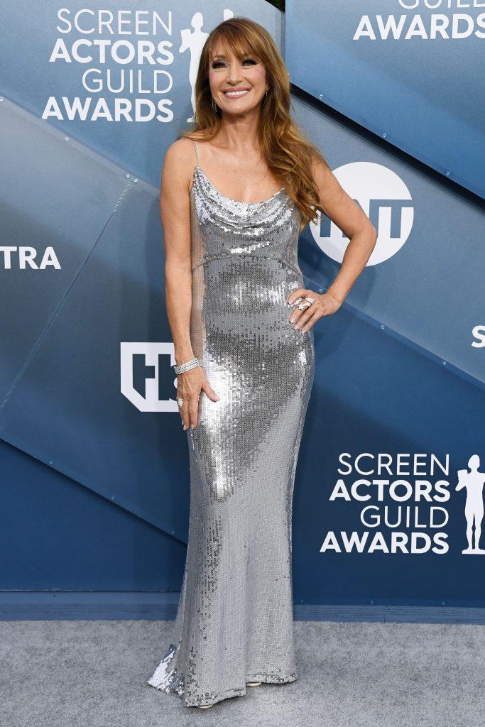 Jane Seymour26th Annual Screen Actors Guild Awards, Arrivals, Fashion Highlights, Shrine Auditorium, Los Angeles, USA - 19 Jan 2020