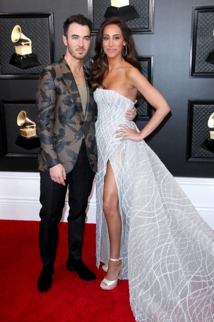 Kevin Jonas and Danielle Jonas62nd Annual Grammy Awards, Arrivals, Los Angeles, USA - 26 Jan 2020
