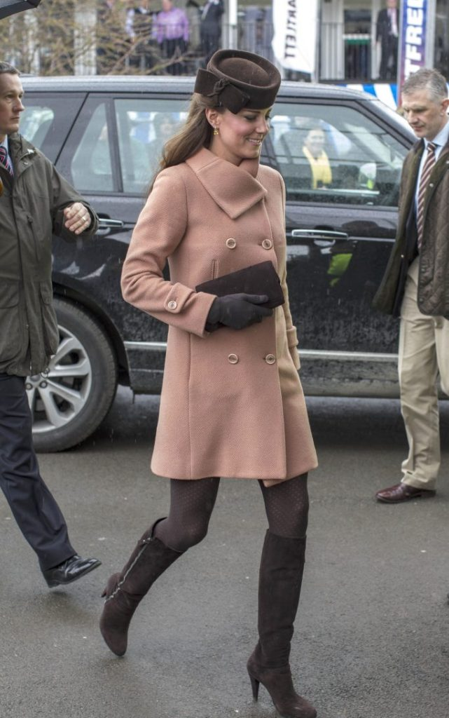 kate middleton, celebrity style, Catherine Duchess of CambridgeCheltenham Festival, Gloucestershire, Britain - 15 Mar 2013