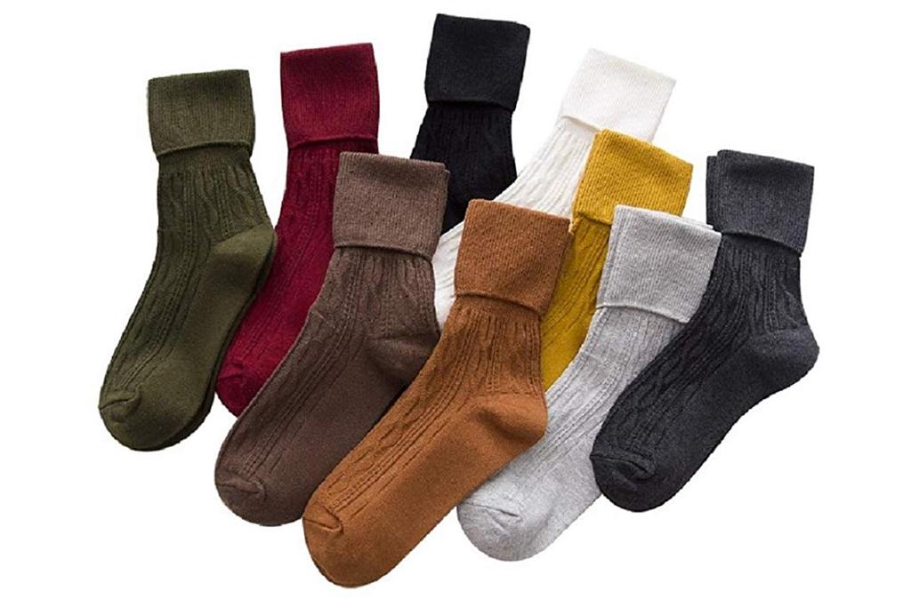 sookiay cuff socks