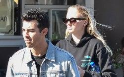 Joe Jonas, sophie turner, street style,
