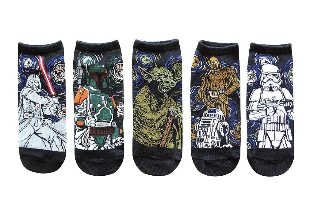 Star Wars Starry Night Socks