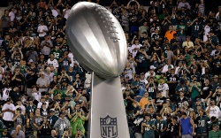 Vince Lombardi Trophy Super Bowl