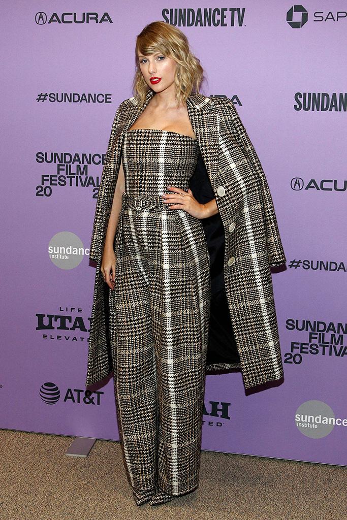 Taylor Swift'Miss Americana' film premiere, Arrivals, Sundance Film Festival, Park City, USA - 23 Jan 2020
