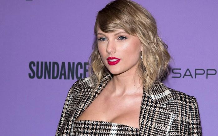 "2020 Sundance Film Festival – ""Miss Americana"" Premiere, Park City, USA – 23 Jan 2020"