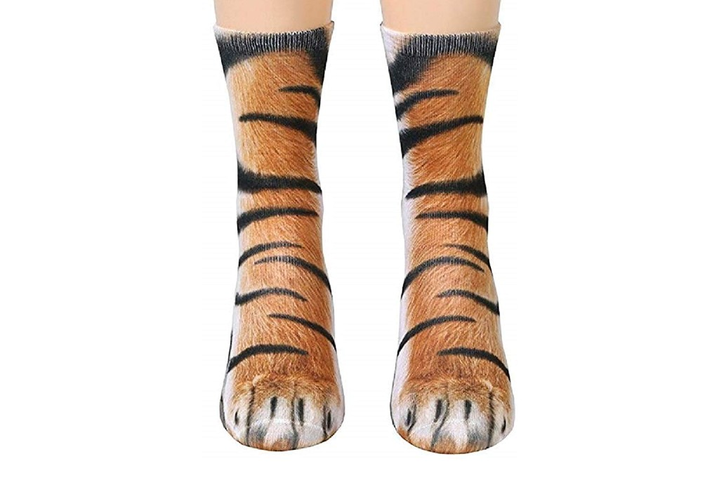 Tiaronics Animal Paws Socks