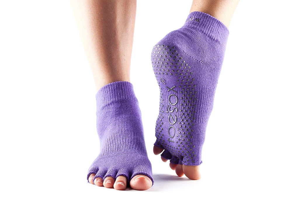 toesox toeless socks