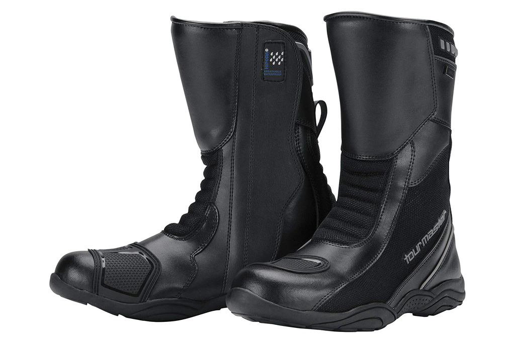 tour master touring boots