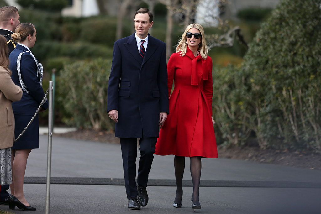 ivanka trump, red coat, carolina herrera, sheer tights, stockings, black pumps, stilettos, Senior Advisors to the President, Jared Kushner and Ivanka Trump attend a signing ceremony the United States-Mexico-Canada Trade Agreement (USMCA), on the South Lawn of the White House in Washington, DC, USA, 29 January 2020. The Trump administration says the revised North American Free Trade agreement will create six hundred thousand jobs.US President Donald J. Trump participates in a signing ceremony for the United States-Mexico-Canada Trade Agreement (USMCA), Washington, USA - 30 Jan 2020Senior Advisors to the President, Jared Kushner and Ivanka Trump attend a signing ceremony the United States-Mexico-Canada Trade Agreement (USMCA), on the South Lawn of the White House in Washington, DC, USA, 29 January 2020. The Trump administration says the revised North American Free Trade agreement will create six hundred thousand jobs.US President Donald J. Trump participates in a signing ceremony for the United States-Mexico-Canada Trade Agreement (USMCA), Washington, USA - 30 Jan 2020