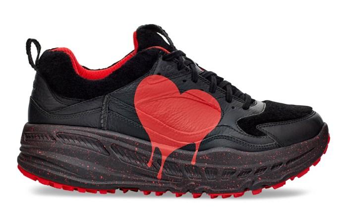 ugg, 12x12, valentine sneaker