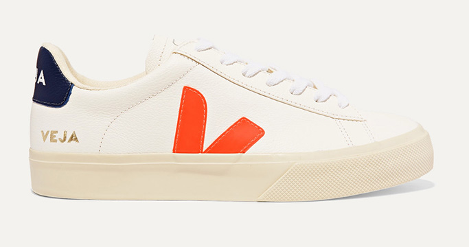 veja-campo-textured-sneakers