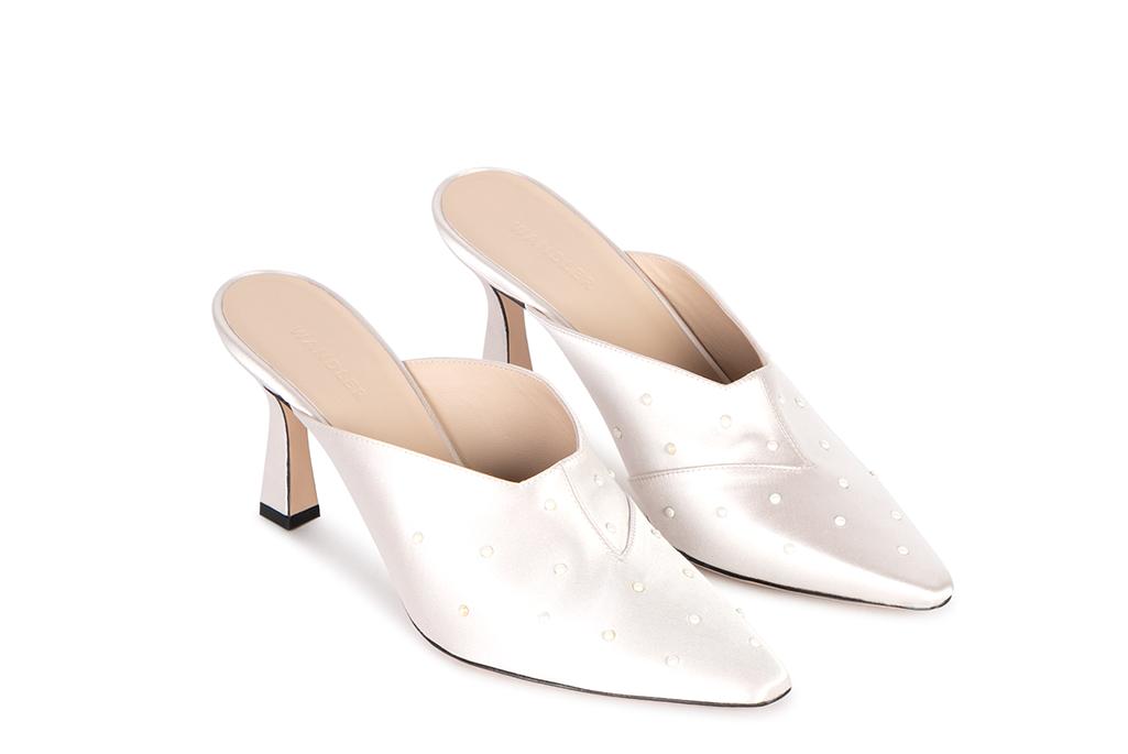 Wandler x MatchesFashion wedding shoe capsule.