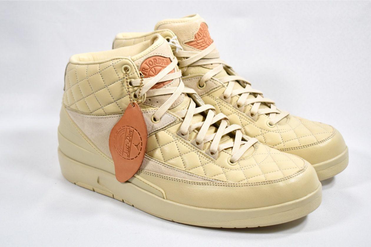 "Just Don x Air Jordan 2 ""Cream"""