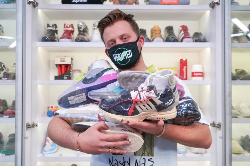 Yeezy Busta Talks Fake Sneakers and