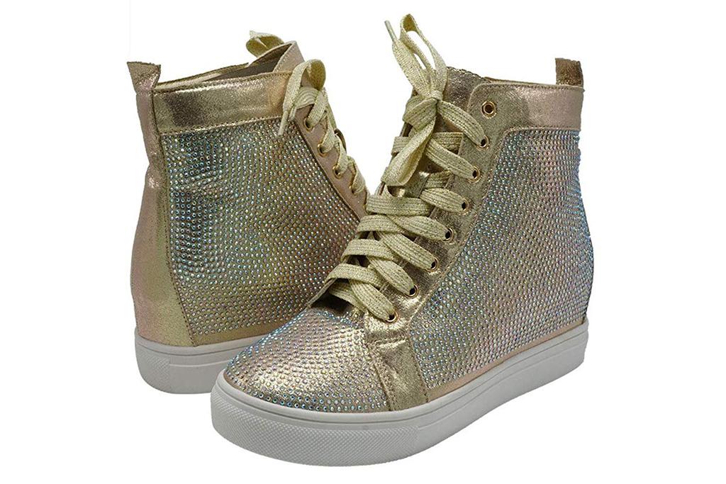 z emma platform sneakers