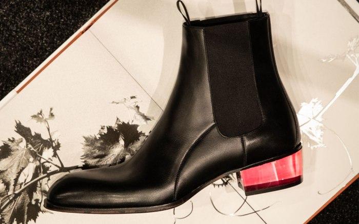 Giuseppe Zanotti, mens heels, milan fashion week