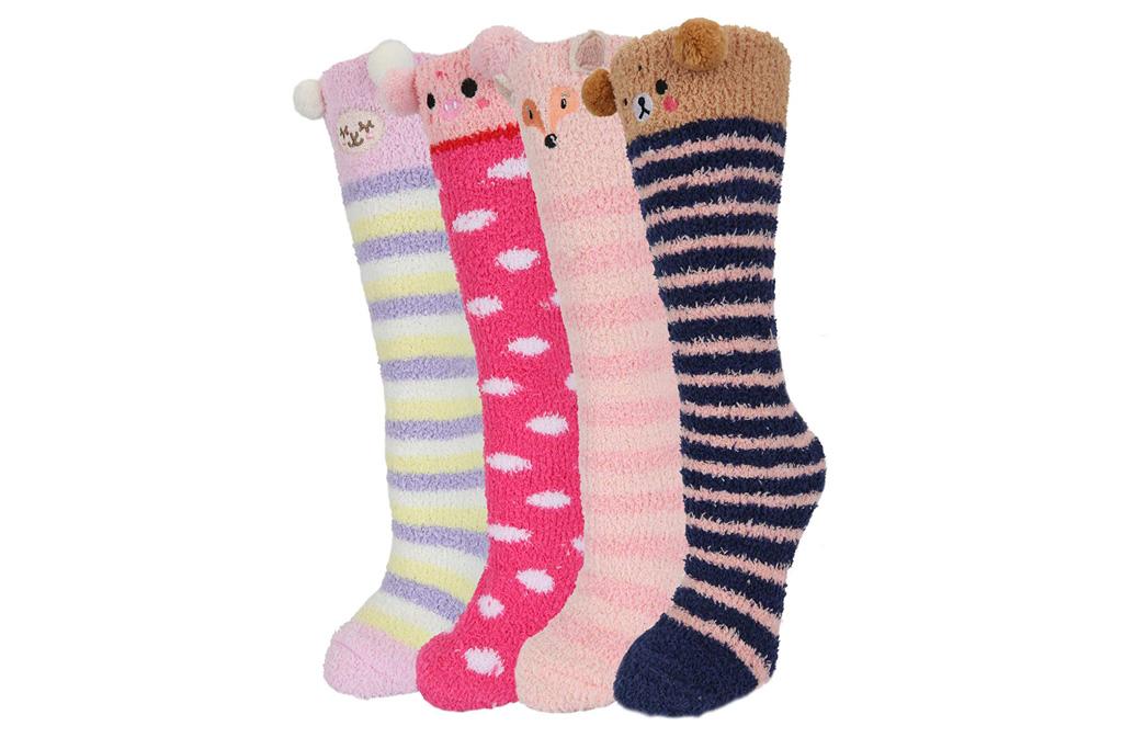 zmart fuzzy socks