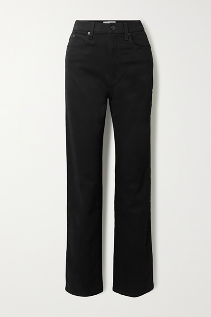 Slvrlake denim black jeans