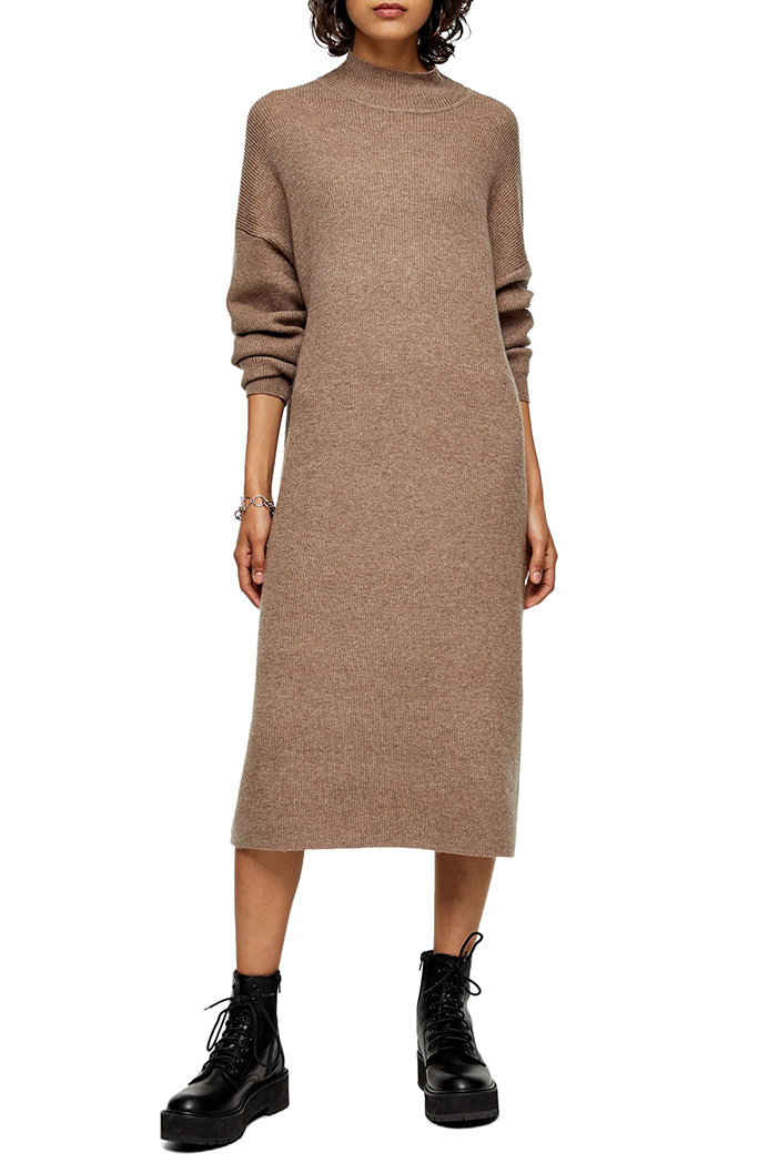 Topshop knit dress trend