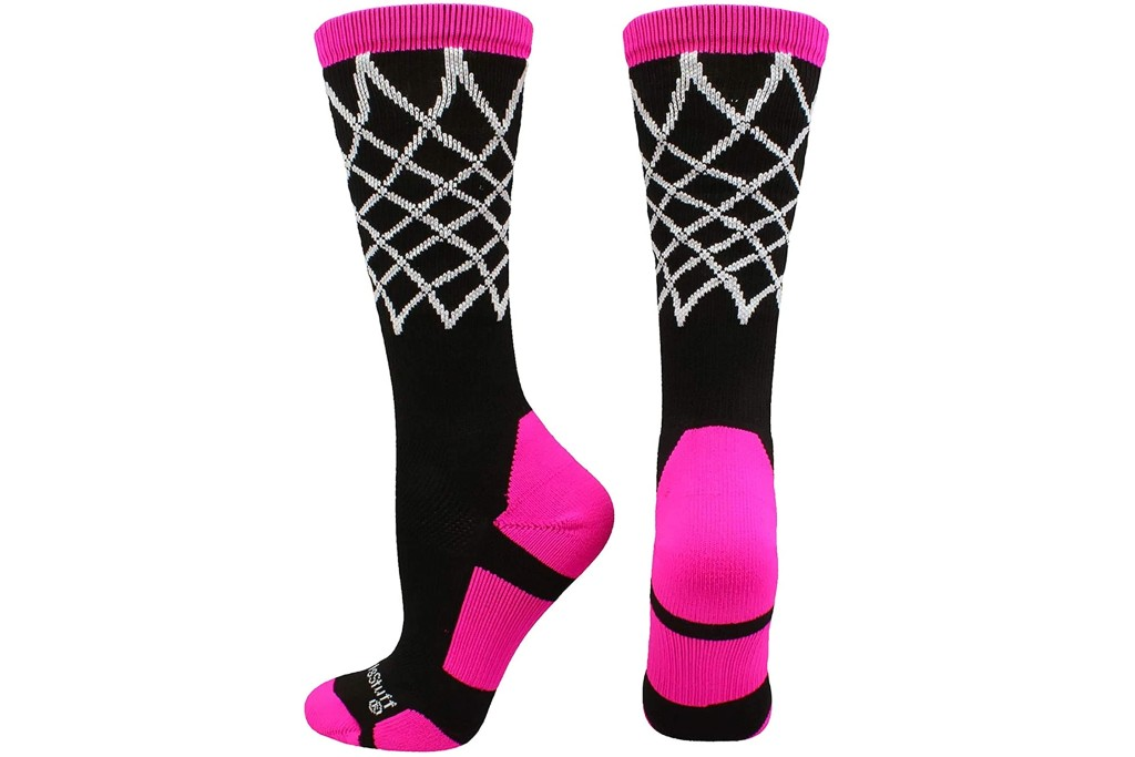 MadSportsStuff Elite Basketball Socks
