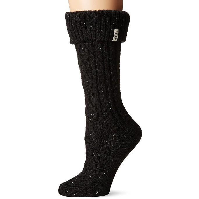Ugg Women's Shaye Tall Rainboot Socks, rain boot socks
