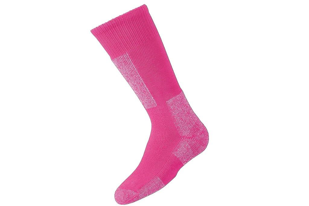 ski socks for girls, Thorlos Moderate Cushion Over-Calf Ski Socks