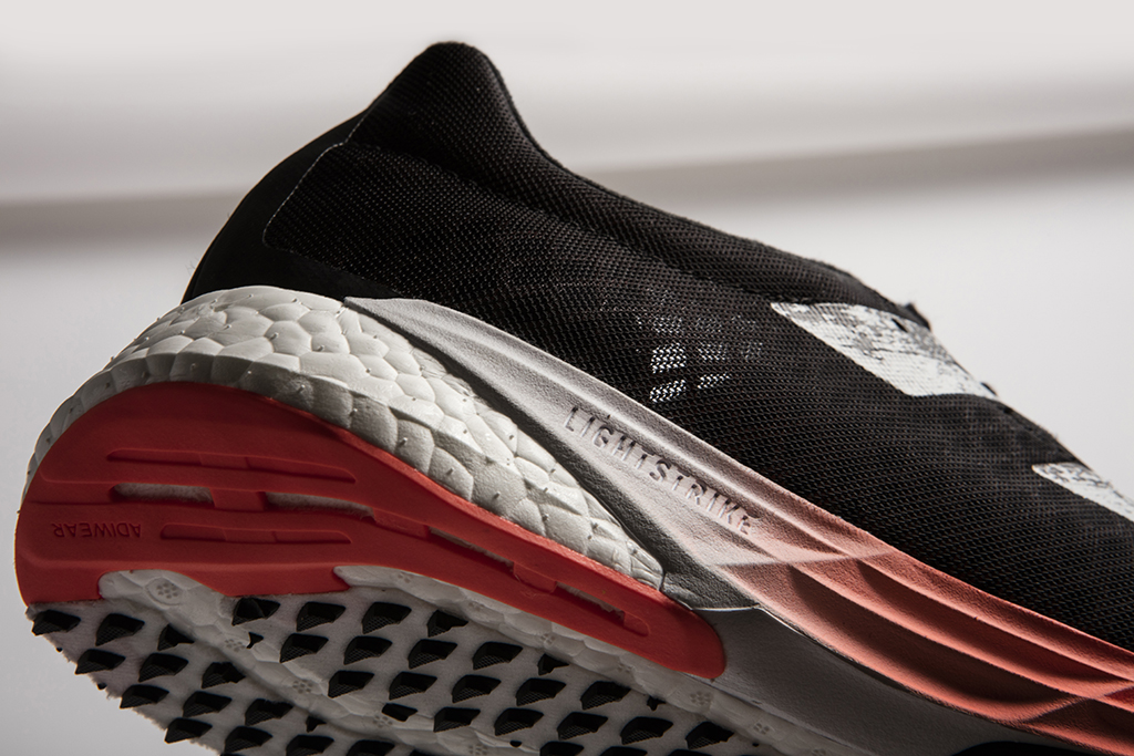 Larva del moscardón importante Araña  Adidas Reveals its 'Most Advanced and Fastest' Running Shoe Ever – Footwear  News