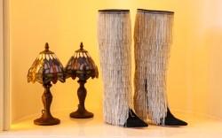 Alexandre Birman, fall 2020, crystal boots,