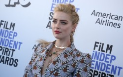 amber heard, 2020 independent spirit awards
