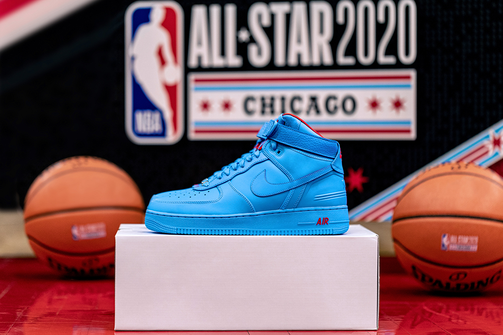 Don C X Nike Air Force 1 High