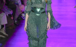 Anna Sui's Fall 2020 Collection at NYFW