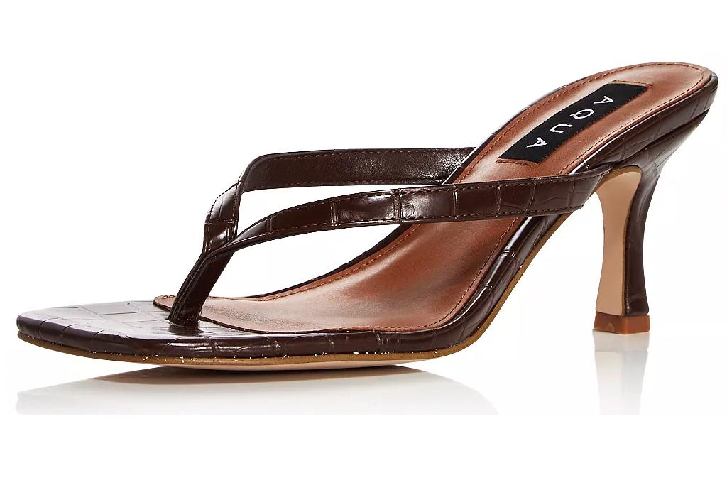 aqua sandals
