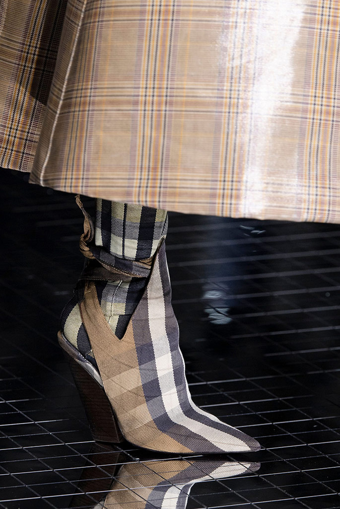 Burberry, fall '20