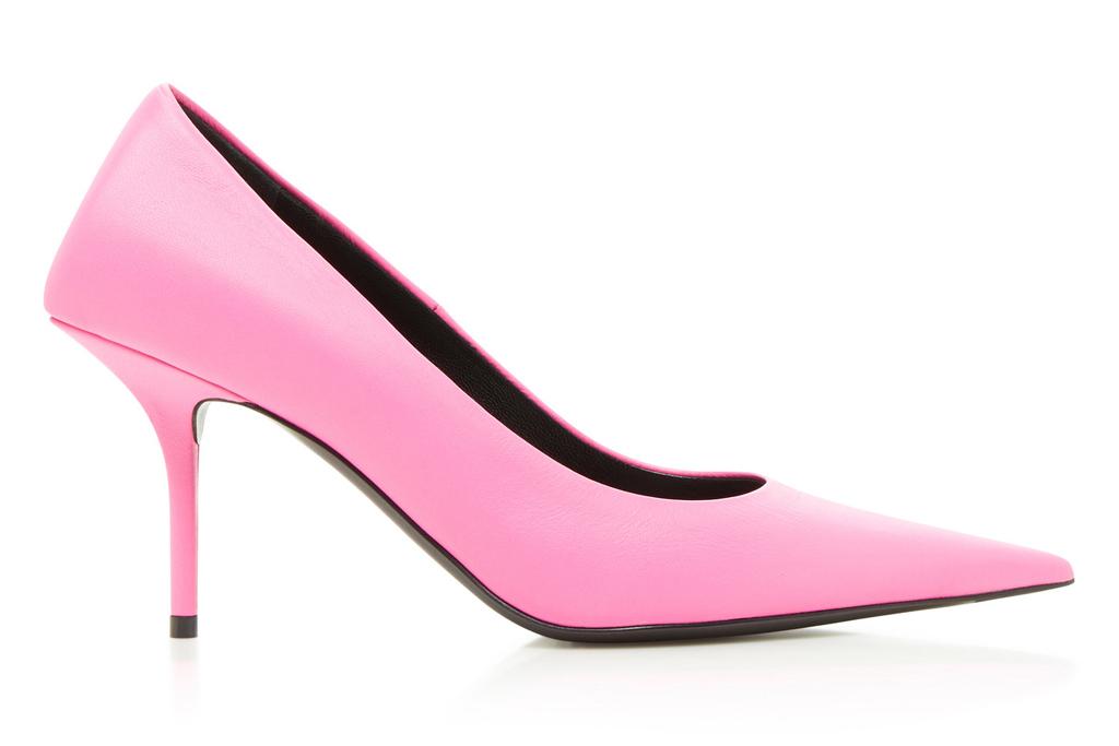 Balenciaga Knife pumps, pink