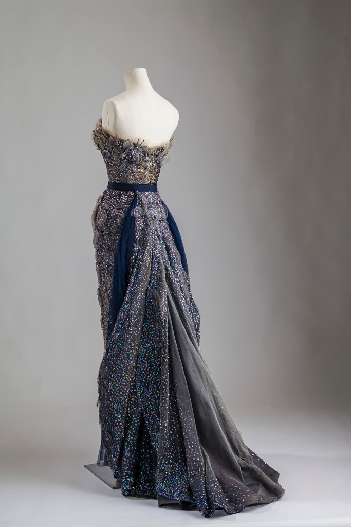 museum at fit, ballet, exhibit, ballerina: fashion's modern muse, christian dior, gown
