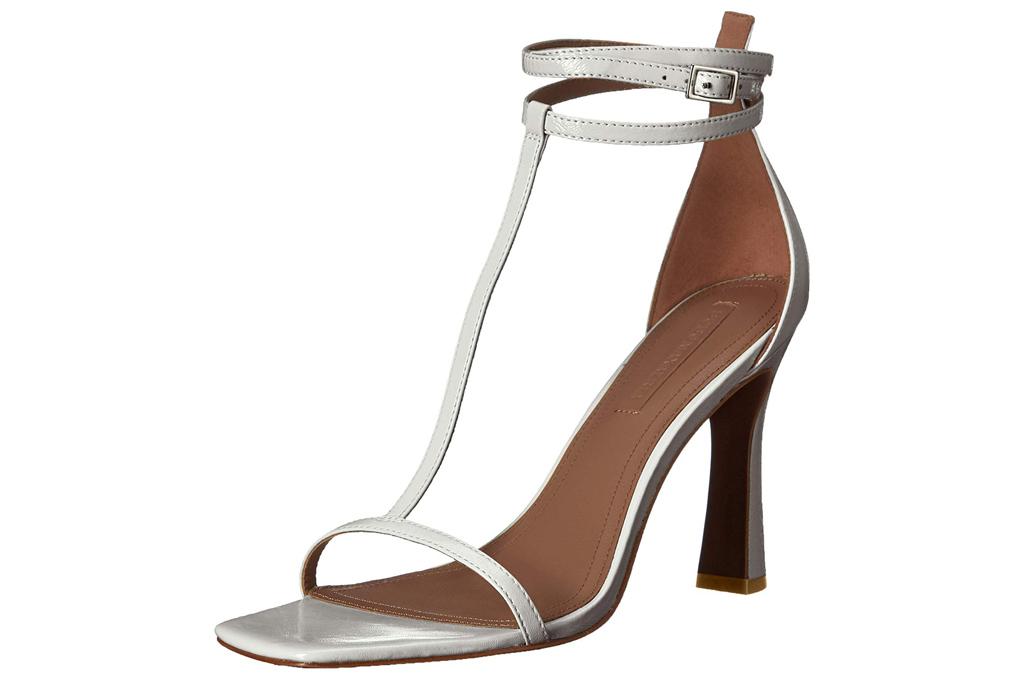 bcbgmax square toe heels