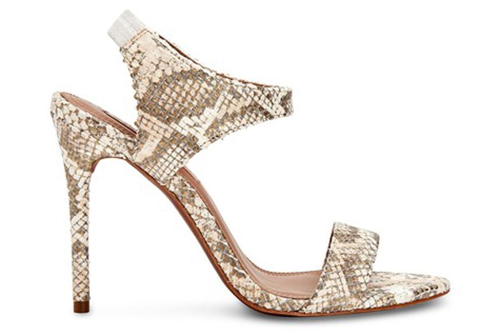 BCBG MAX AZARIA, strappy sandals