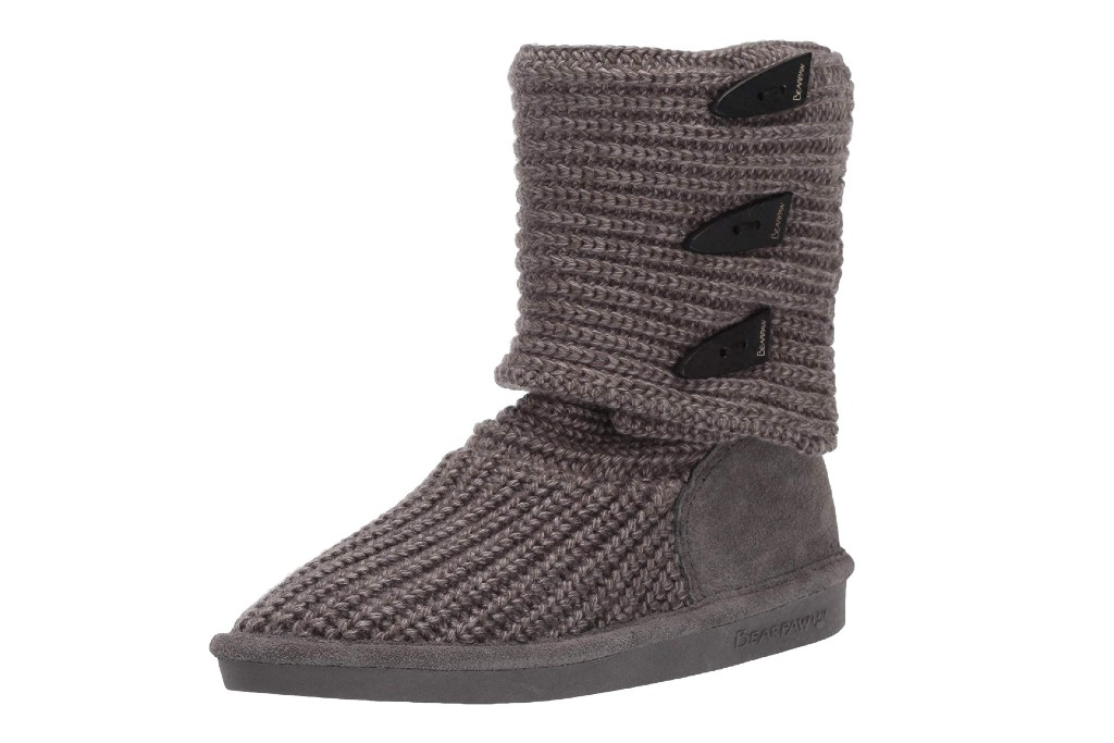 Bearpaw Knit Tall Boot