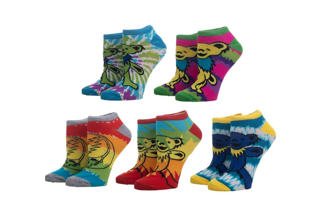 bioworld grateful dead socks