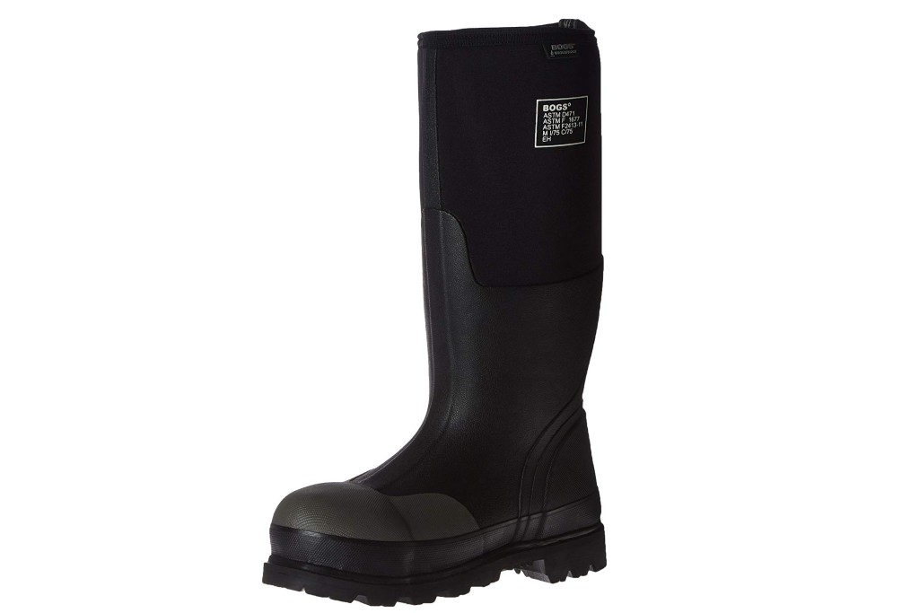 bogs forge steel toe boot