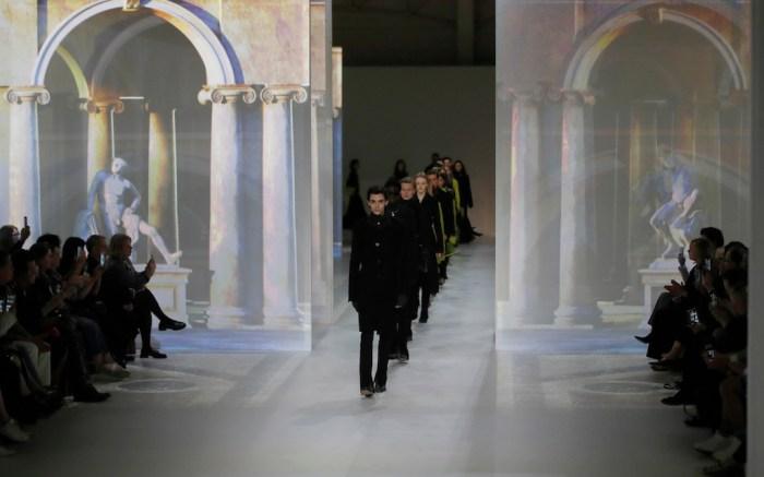 Fashion F/W 20/21 Bottega Veneta, Milan, Italy - 22 Feb 2020