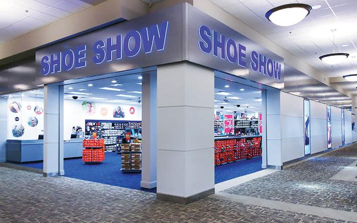 Shoe Show Carolina Mall