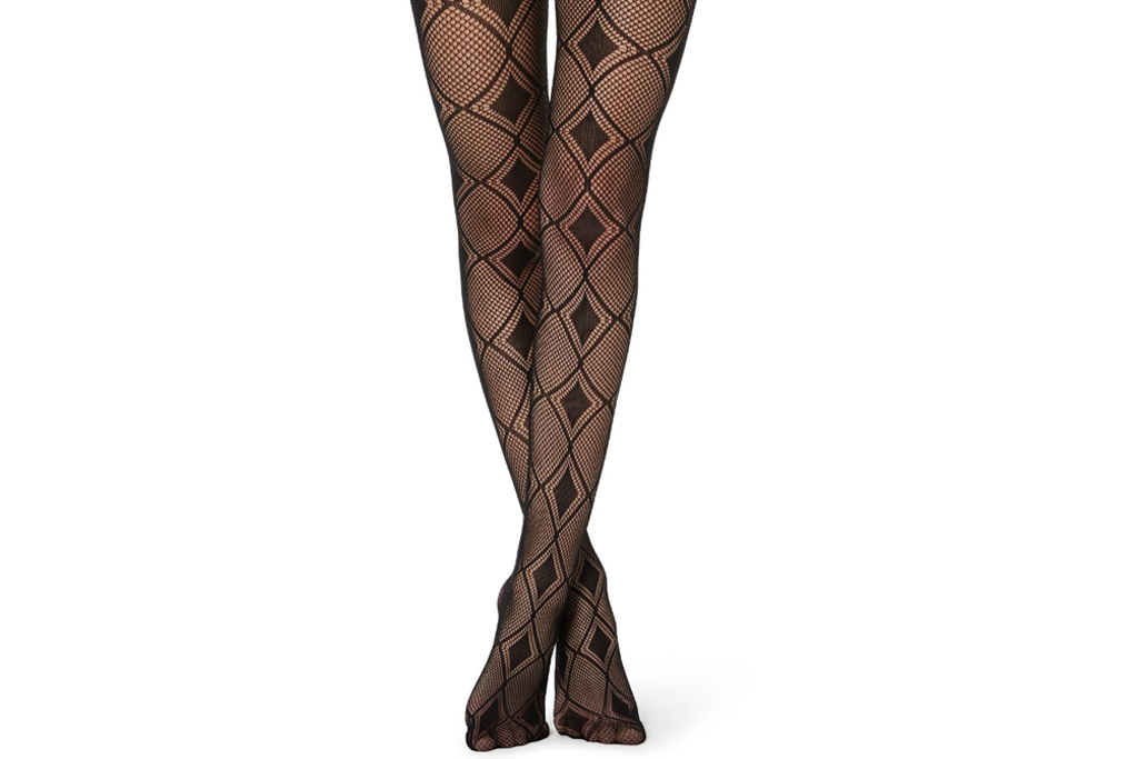 Calzedonia diamond sheer tights